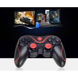 Terios X3 manette sans fil Bluetooth joystick contrôleur Fortnite PC Android IOS